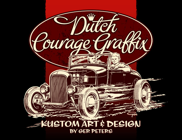 Portfolio Dutch Courage Graffix