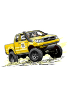 Off Road HiLux