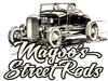 Magoo's Street Rods - New Zealand - Open House 2016 event promotion