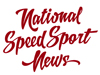 National Speed Sport News since 1934 nostalgic T-shirt illustrations