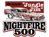Night Fire 500 faux vintage signs