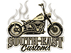 South-East Motorcycles T-shirt design