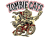 Zombie Cats Bicycle Club logo